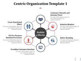 Centric Organization Solution Mindset Ppt Powerpoint Presentation Inspiration Mockup