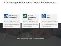 Cftc Strategy Performance Overall Performance Goals Voice Business