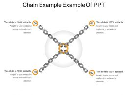 Chain Example Example Of Ppt