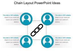 Chain Layout Powerpoint Ideas