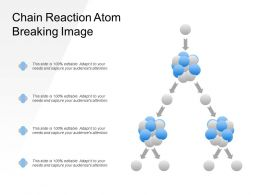 Chain Reaction Atom Breaking Image