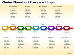 chains_flowchart_process_diagram_9_stages_style_1_Slide01