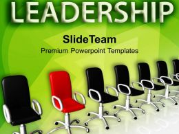 Chairs Together Placed Be Different PowerPoint Templates PPT Themes And Graphics 0213