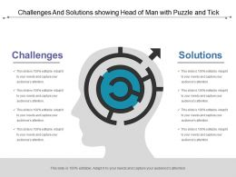 Challenges And Solutions Icon Showing Human Mind As Maze With Arrow