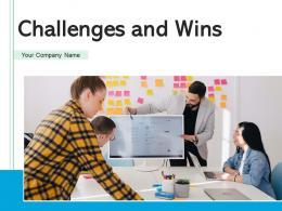 Challenges And Wins Resource Management Organization International Marketing
