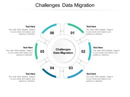Challenges Data Migration Ppt Powerpoint Presentation Gallery Structure Cpb