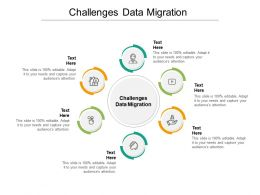 Challenges Data Migration Ppt Powerpoint Presentation Layouts Guidelines Cpb