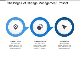 Challenges Of Change Management Present Transition Future State