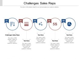 Challenges Sales Reps Ppt Powerpoint Presentation Icon Designs Download Cpb