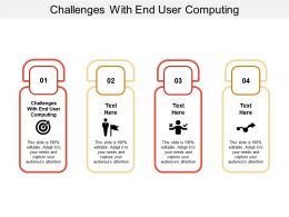 Challenges With End User Computing Ppt Powerpoint Presentation Portfolio Graphics Cpb