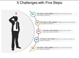Challenges With Five Steps
