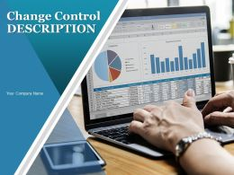 Change Control Description Powerpoint Presentation Slides