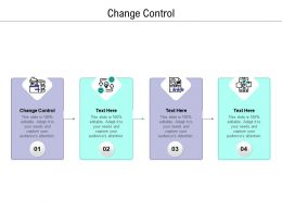 Change Control Ppt Powerpoint Presentation Outline Graphic Tips Cpb