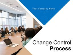 Change Control Proces Identification Evaluation Engineering Fulfillment Requirement