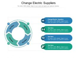 Change Electric Suppliers Ppt Powerpoint Presentation Outline Example Topics Cpb