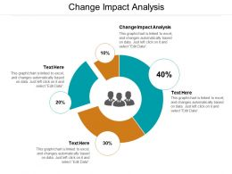 Change Impact Analysis Ppt Powerpoint Presentation Outline Rules Cpb