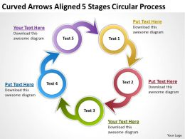 Change Management Consulting Circular Process Powerpoint Templates Ppt Backgrounds For Slides 0523