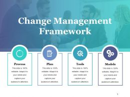 Change Management Framework Powerpoint Slide Presentation Tips