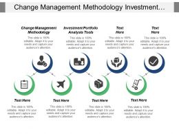 Change Management Methodology Investment Portfolio Analysis Tools Cpb