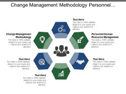 Change Management Methodology Personnel Human Resource Management Gap Assessment Cpb