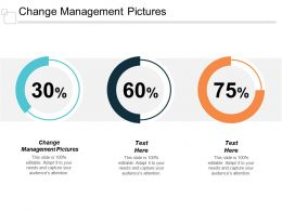 Change Management Pictures Ppt Powerpoint Presentation Slides Design Templates Cpb