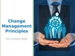 Change Management Principles Powerpoint Presentation Slides