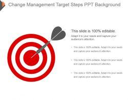 change_management_target_steps_ppt_background_Slide01
