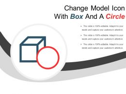 Change Model Icon With Box And A Circle