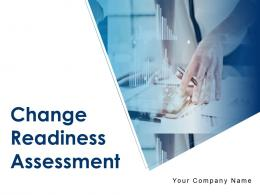 Change Readiness Assessment Powerpoint Presentation Slides