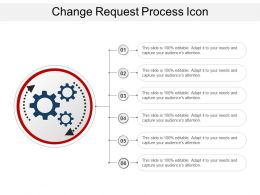 Change Request Process Icon
