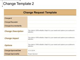 Change Template 2 Powerpoint Templates Download