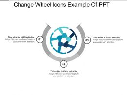 Change Wheel Icons Example Of PPT