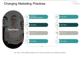 Changing Marketing Practices Ppt Powerpoint Presentation Portfolio Background Image Cpb