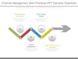 Channel Management Best Practices Ppt Samples Download