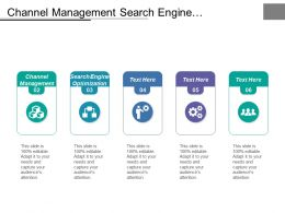 Channel Management Search Engine Optimization File Management Business Skills Cpb