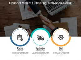 Channel Market Cultivating Motivation Social Media Marketing Platform Cpb