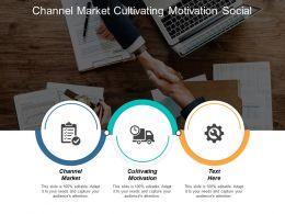Channel Market Cultivating Motivation Social Media Marketing Platform Cpb