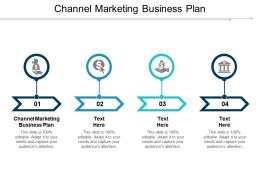 Channel Marketing Business Plan Ppt Powerpoint Presentation Inspiration Infographic Template Cpb