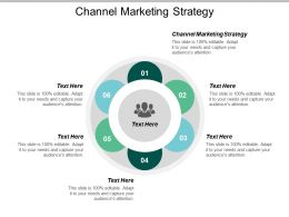 Channel Marketing Strategy Ppt Powerpoint Presentation File Graphic Tips Cpb