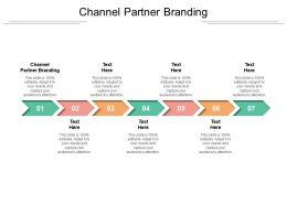 Channel Partner Branding Ppt Powerpoint Presentation Infographics Mockup Cpb