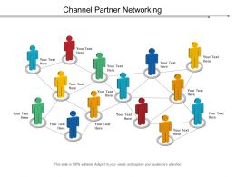Channel Partner Networking