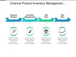 Channel Product Inventory Management Organizational Culture Employee Engagement Cpb