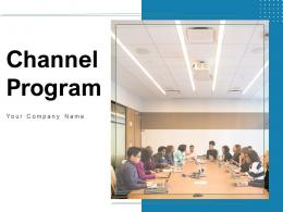 Channel Program Success Framework Resource Corporate Strategy