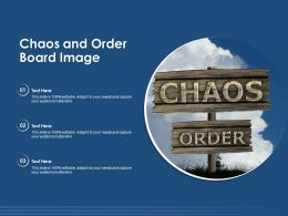 Chaos And Order Board Image