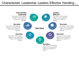 Characteristic Leadership Leaders Effective Handling Difficult Employees Generations Workplace Cpb