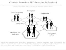 Charlotte Procedure Ppt Examples Professional