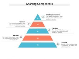 Charting Components Ppt Powerpoint Presentation Model Layouts Cpb