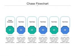 Chase Flowchart Ppt Powerpoint Presentation Gallery Graphics Example Cpb