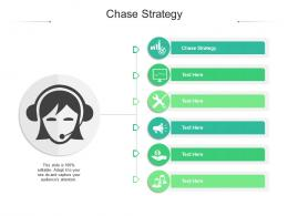 Chase Strategy Ppt Powerpoint Presentation Show Gallery Cpb