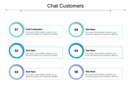 Chat Customers Ppt Powerpoint Presentation File Backgrounds Cpb